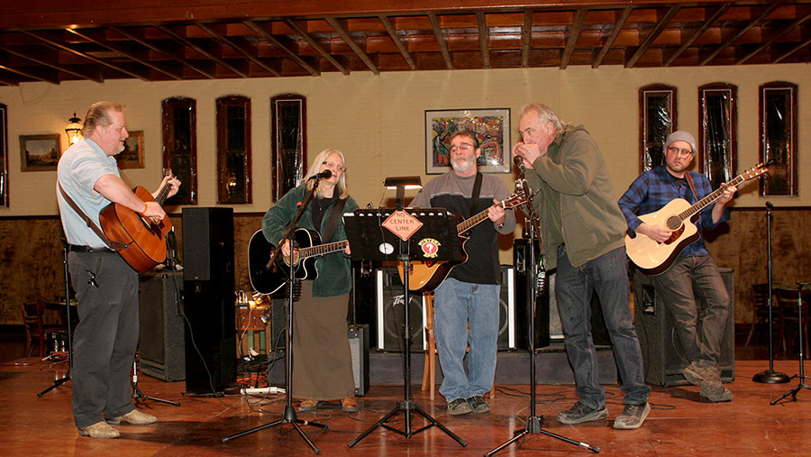 Tim Carr, Teri Conkling, Chuck Conkling, Ben Rounds, Ryan Eldred