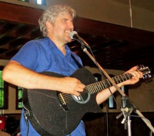 Ron Richards at the Castle - Open Mic Thursdays
